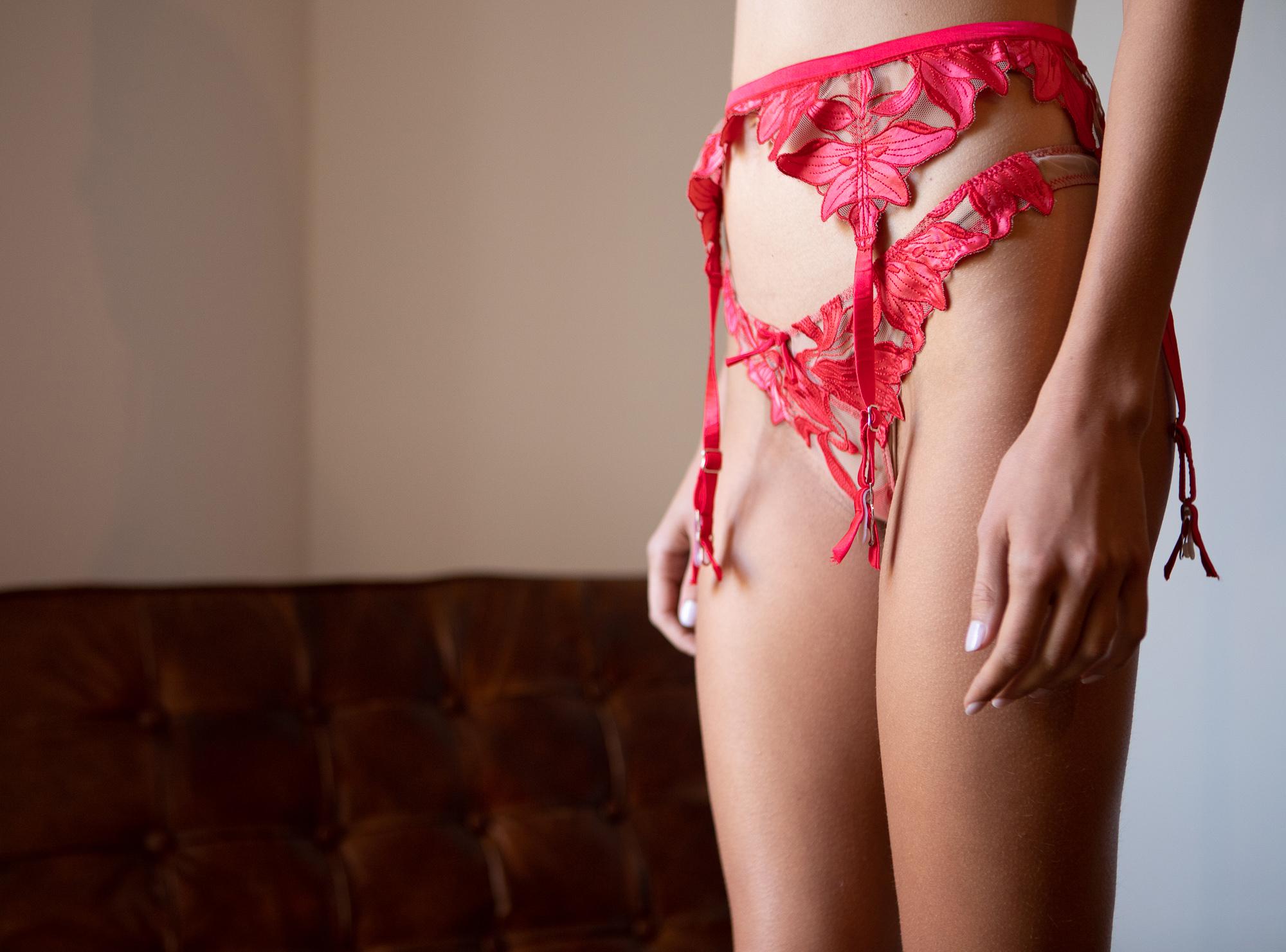 fleur du mal lingerie paris fashion week